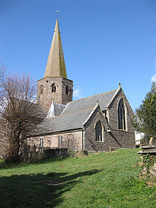 St Nicolas Church, Grosmont